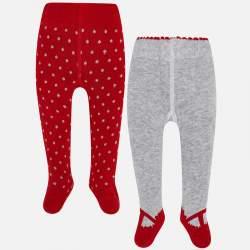 MAYORAL tights - 2 pieces