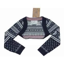 MAYORAL knitted bolero-cardigan