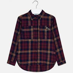 Mayoral checkered blouse