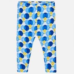 Mayoral blue leggings