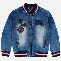 Mayoral cool denim jacket