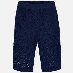 Mayoral  lace trousers