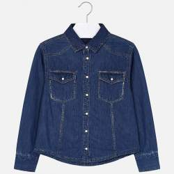 Mayoral jeans shirt