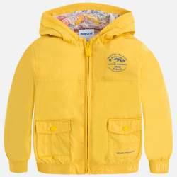 Mayoral yellow wind  jacket
