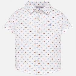 Mayoral white shirt