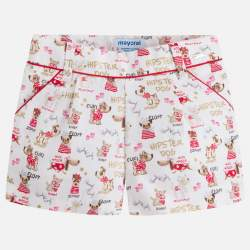 Mayoral shorts with dogs