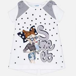 Mayoral BABY T-shirt with girls