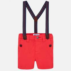 Mayoral shorts with suspender