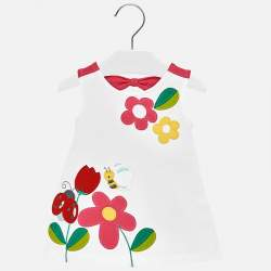 Mayoral BABY dress with bee