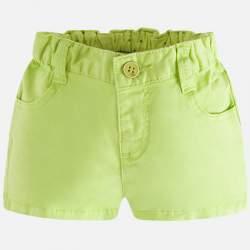 Mayoral green shorts