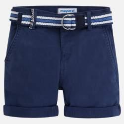Mayoral blue shorts