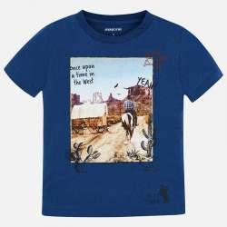 Mayoral western T-shirt