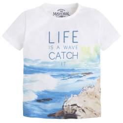 Mayoral T-shirt- LIFE