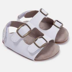 Mayoral white sandals
