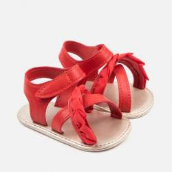 Mayoral red sandals