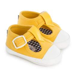 Mayoral yellow shoes
