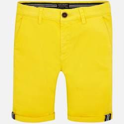 Mayoral yellow shorts