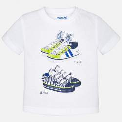 Mayoral T-shirt with shoes