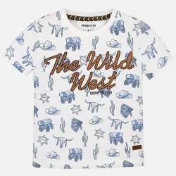 Mayoral T-shirt - wild west