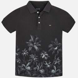 Mayoral/Nukutavake piqué T-shirt