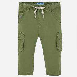 Mayoral green trousers