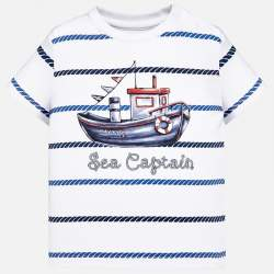 Mayoral T-shirt with boat