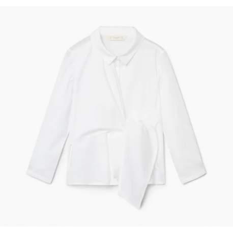 Mayoral elegant white shirt