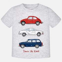 Mayoral T-shirt with car