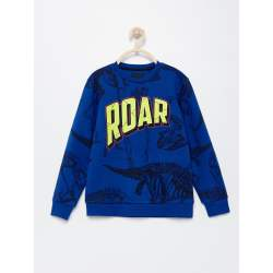 Reserved pullover with dino