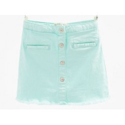 ZARA blue jeans skirt