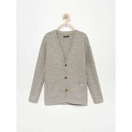 Reserved knitted cardigan