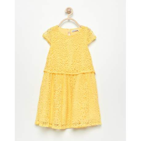 Reserved yellow dress