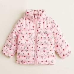 Mango pink jacket