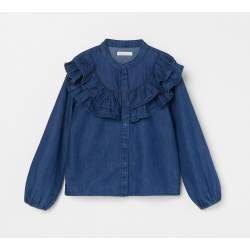 Reserved jeans blouse