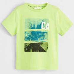 Mango cool T-shirt