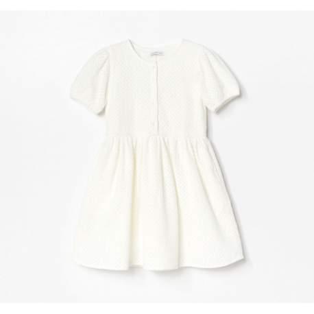 Reserved elegant dress