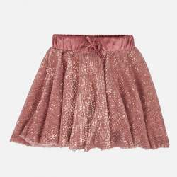 Mayoral sequin skirt