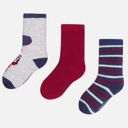 Mayoral 3 pairs of socks