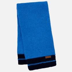Mayoral blue scarf