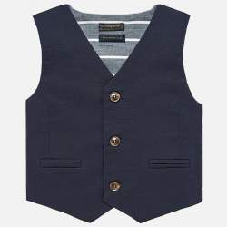 Mayoral blue vest