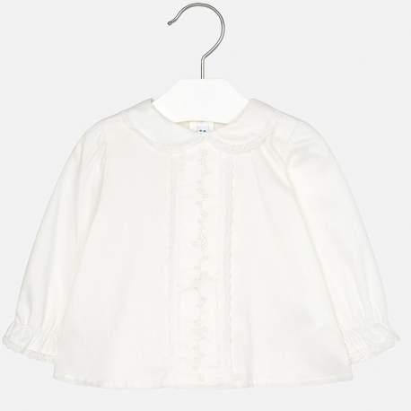 Mayoral white blouse