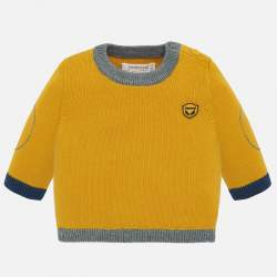 Mayoral yellow pullover
