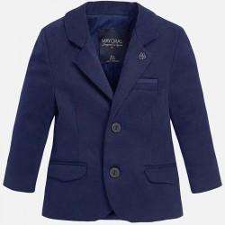 Mayoral blue suit jacket