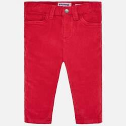 Mayoral velvet trousers