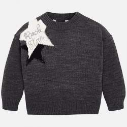 Mayoral pullover with stars