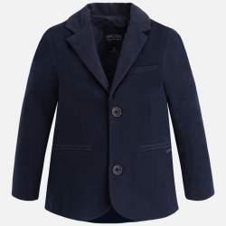 Mayoral blue suit