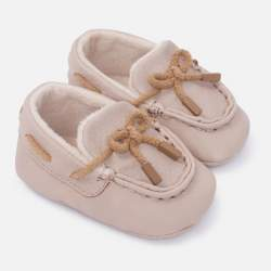 Mayoral brown BABY shoes