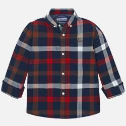 Mayoral checkered shirt