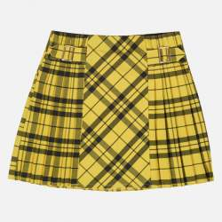 Mayoral checkered skirt