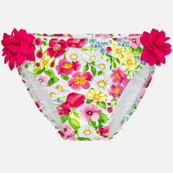 Mayoral bikini with flowers